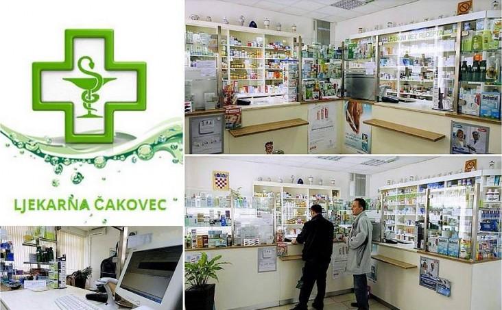 ljekarna Čakovec